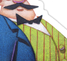 Tax Man Sticker