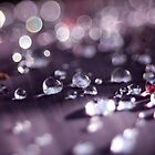 GLASSY DROPLETS by Bianca Todd