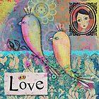 love birdies by sue mochrie