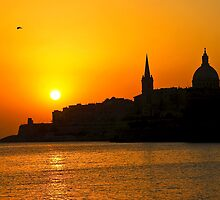 """VALLETTA SUNRISE"" by RayFarrugia"