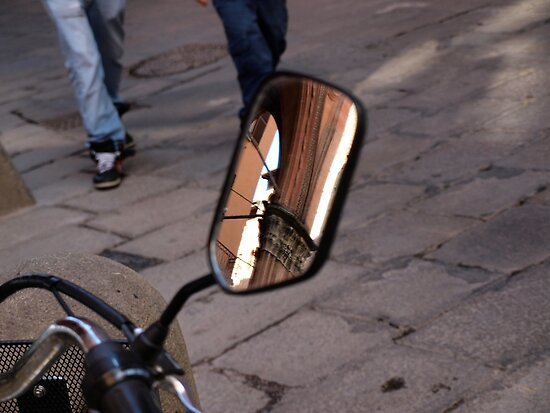 Street Reflections by Martin Sutton