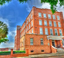 "Bering Cigar factory  ""Corral & Woodiska"" Ybor City, Tampa by Robert Azmitia Photography"