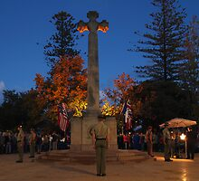 Dawn Service by Paula McManus
