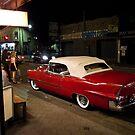Newtown Cadillac II by David Sundstrom