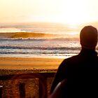 Surfing Coffs Habrour by Duncan Macfarlane