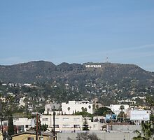 Hollywood Hills by broerse1