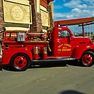 1939 Fargo Fire Truck by PFrogg