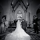 Taking our vows by Kat36