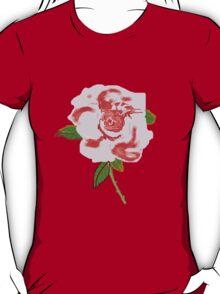 PINK ROSE   T SHIRT T-Shirt