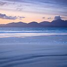 Luskentyre Dusk II by Christopher Thomson