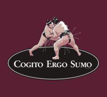 Cogito Ergo Sumo by Max Alessandrini