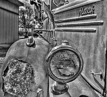 old mack truck hdr by thehighfield