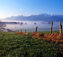 Bavarian Farmland by Paul Mayall
