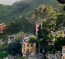 Early morning Santa Margherita Ligure, Italy by Eros Fiacconi (Sooboy)