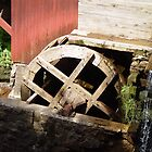 Waterwheel Tatamagouche Griss Mill by TheCanadianBear