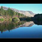 Glencoe Lochan by R-S-Peck