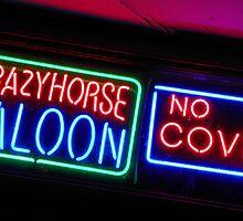 Crazy Horse Saloon by Elizabeth Hoskinson