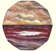 'Storm over Red Sea'  by Susie Hawkins