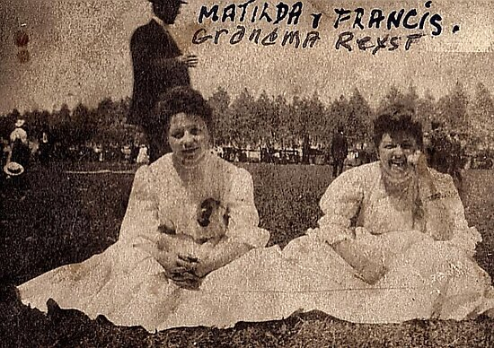 Grandmoma Matilda 1900's by cdcantrell