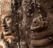 The Bayon 4 - Siem Reap by fab2can