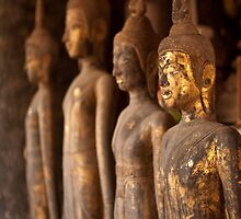 Laotian Buddhas by fab2can