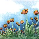 Tulips by Lisa Frances Judd ~ Original Australian Art