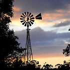Windmill at King's View by Kayleigh Walmsley