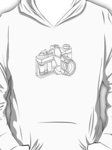 Camera, cross section T-Shirt