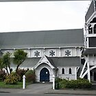 St Michael of All Angels Church, Christchurch, New Zealand by BronReid