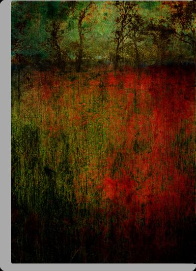 A Hesitant Calm by David Mowbray