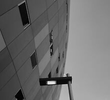National Stadium by Patrick Lemmens