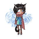 Tai - chibi request by Ivi942