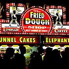 Fried Dough - Print by Mark Podger