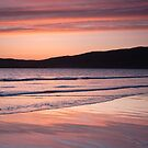 Taransay Silhouette II by Christopher Thomson