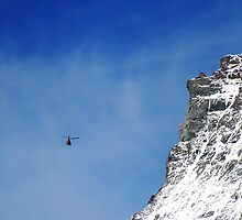 Emergency Matterhorn by Derivatix