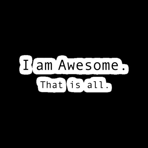 I Am Awesome | Auto Design Tech
