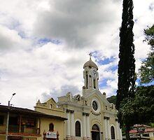 Idyllic Vilcabamba, Ecuador IV by Al Bourassa