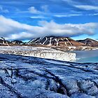 Svalbard Glacier by Michael Stiso