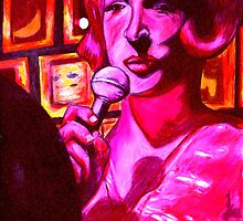Lady Sings the Blues by Elizabeth Hoskinson