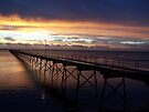 Ceduna Pier SA, No2 by Ell-on-Wheels