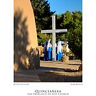 Quinceanera at San Francisco de Asis Church (poster version) by TheBlindHog
