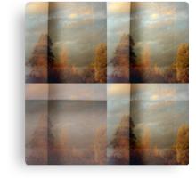 Subdivision 1 Canvas Print