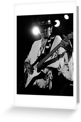 Stevie Ray Vaughan #3 by Mike Norton