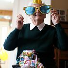 Nanna at Hugo's birthday by Ainslie Fraser