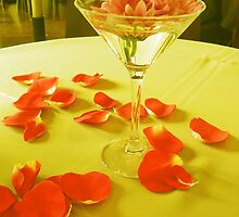 Really into no sugar no alcohol flower martinis by Artcool