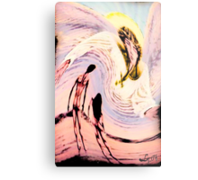 THE JUDGMENT OF EVE TAROT CARDS INSPIRED BY LIZ LOZ Metal Print