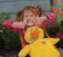 Charmer  (Pastel Painting) by Renee Reinhardt