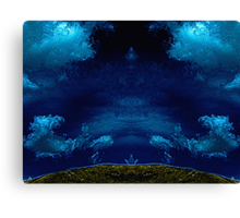 Numinous Prescence Canvas Print