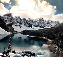 Moraine Lake III by Chad Kruger