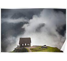 Inca Mist Poster